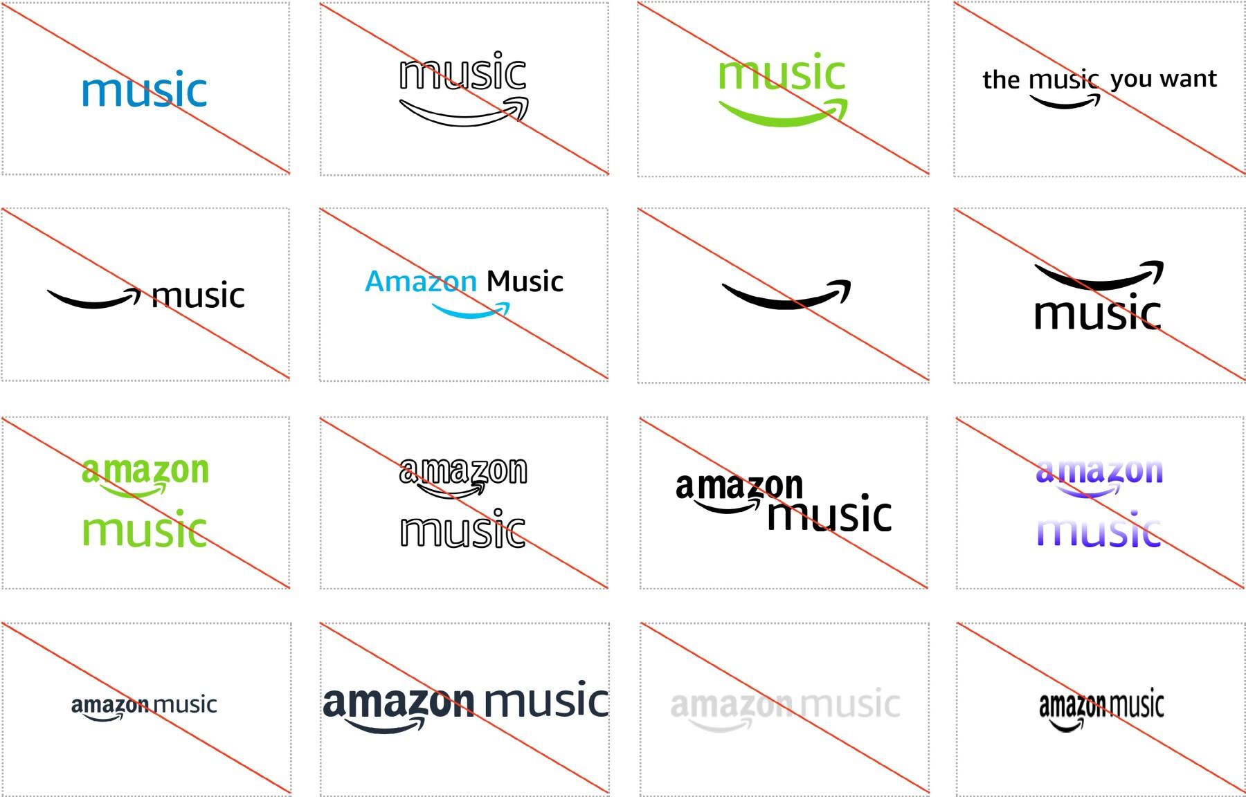 Incorrect Logos